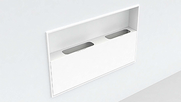 flat wall3 facecover box